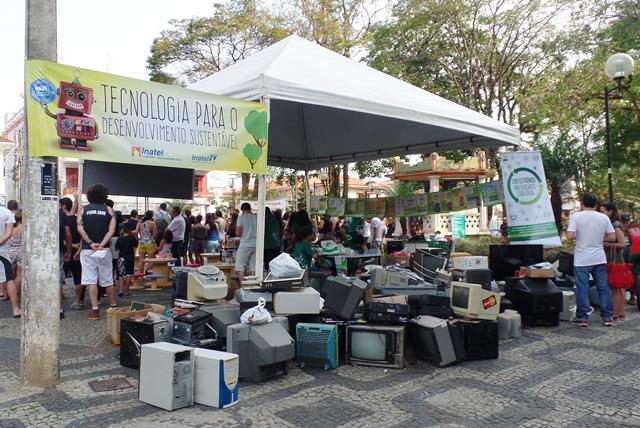 Projeto de conscientização sobre o descarte correto de Lixo Eletrônico será ampliado em 2017