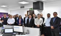 Inatel recebe comitiva da Qualcomm e USI