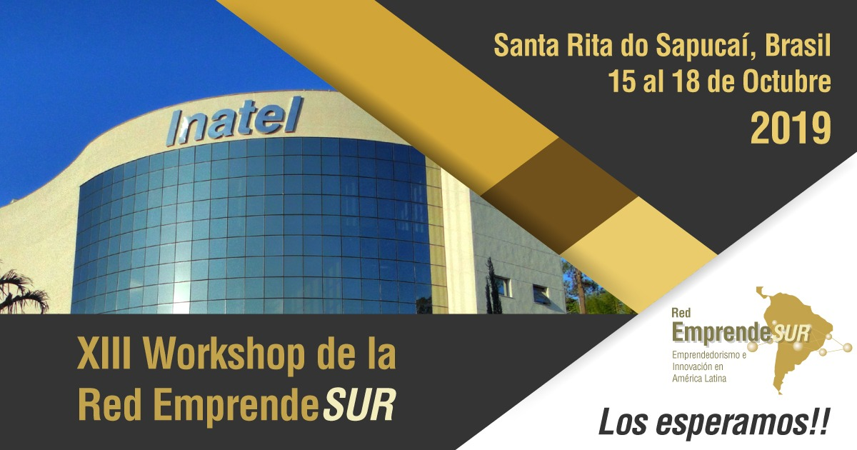 inatel workshop empreendesur